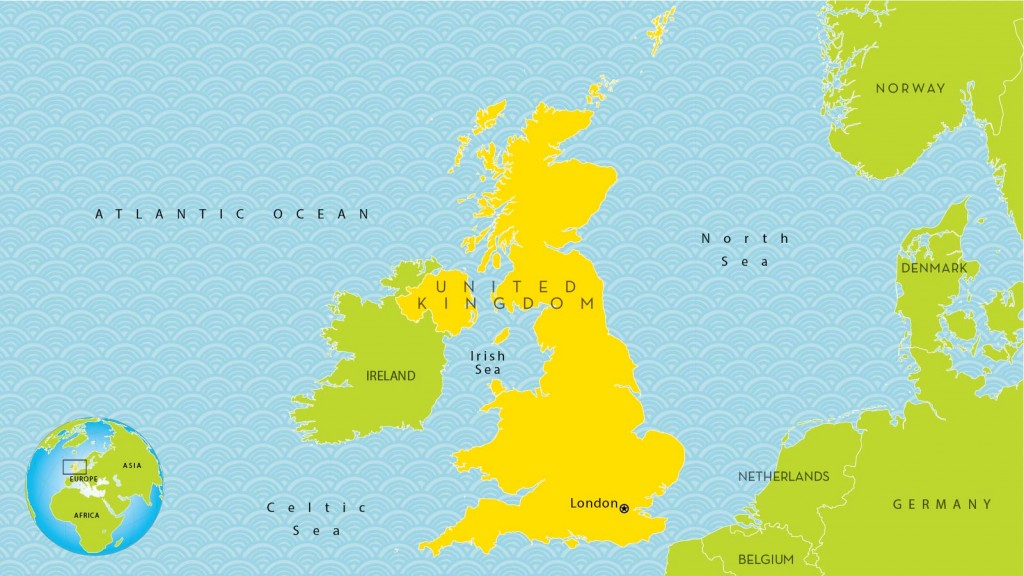 Map Of Uk 5000 Years Ago.Life In Uk Cordoba Center For Education Abroad